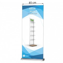Roll-up stojalo - Deluxe - 850 x 1600 do 2250  mm