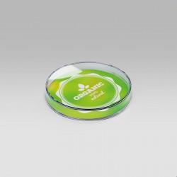 Okrogel gotovinski pladenj - Ø 170 X 25 mm za komunikacije Ø 164 mm