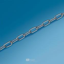 Jeklena veriga 18.5 x 9 mm