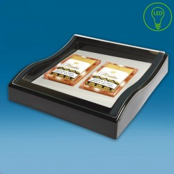 LED displej gotovinski pladenj - 235 x 225 x 45 mm