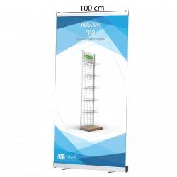 Roll-up stojalo - PRO - 1000 x 2000 mm