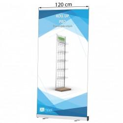 Roll-up stojalo - PRO - 1200 x 2000 mm