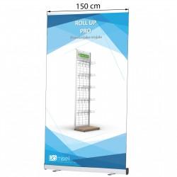 Roll-up stojalo - PRO - 1500 x 2000 mm