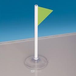 Vakuumski prisesek Ø 47 mm, za cevi in zastavice - Ø 6 mm