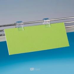 Prijemalka za žično ograjo - enojna - Ø 9 mm 13 mm
