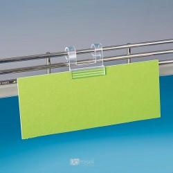 Prijemalka za žično ograjo - dvojna - Ø 9 mm 13 mm