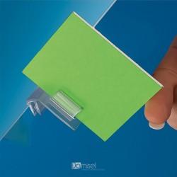 Nagnjena prijemalka za komunikacije in 3 mm debele letvice
