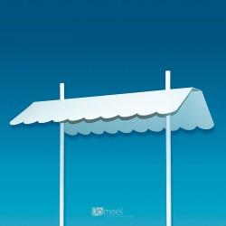 Streha za promocijski pult