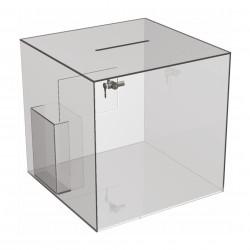 Pleksi steklena škatla z...