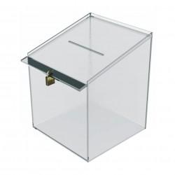 Pleksi škatla z nagnjenim...