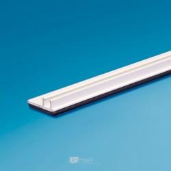 Magnetni Profil za razdelilce z žepkom - 1000 mm
