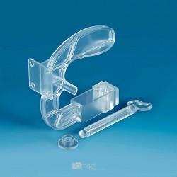Plastična spona s 4 luknjami
