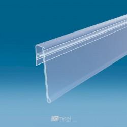 Censka letvica - za žične ograje - ekstrudirana - V52 x D1000
