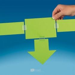 "Dvostranska ""H"" prijemalka za 3 do 5 mm debele komunikacije - 25 mm"