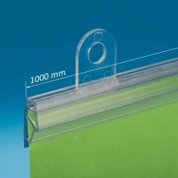 "PVC ""klik"" profil za plakate - 1000 mm"