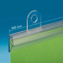 "PVC ""klik"" profil za plakate - 600 mm"