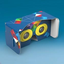 Kartonska nastavljiva VR očala - izdelava po naročilu